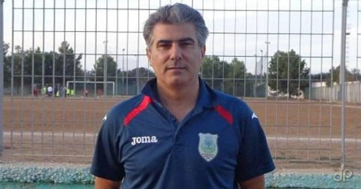 Aldo Palmieri allenatore Lizzano 2017