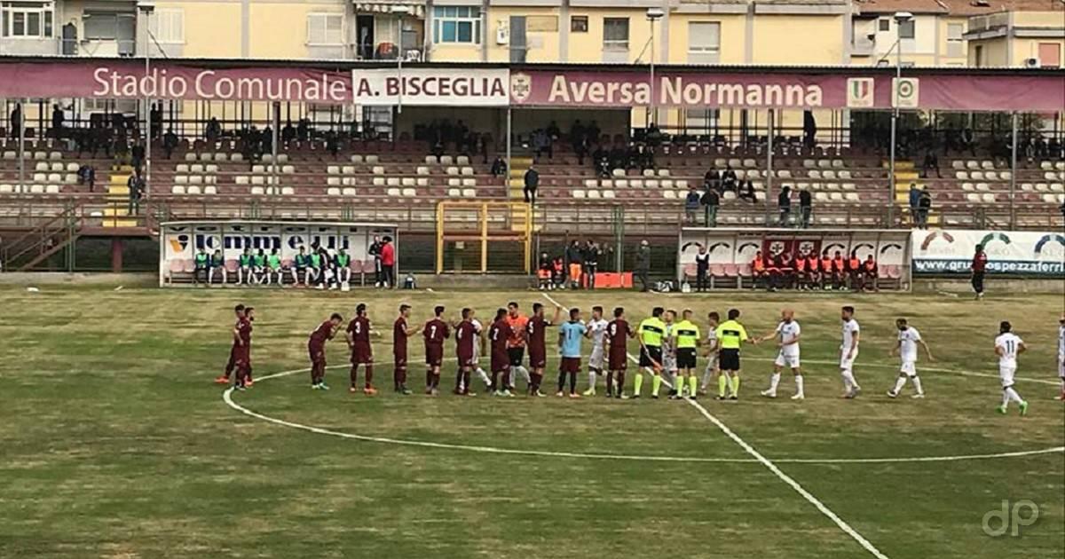 Aversa Normanna-Audace Cerignola 2017