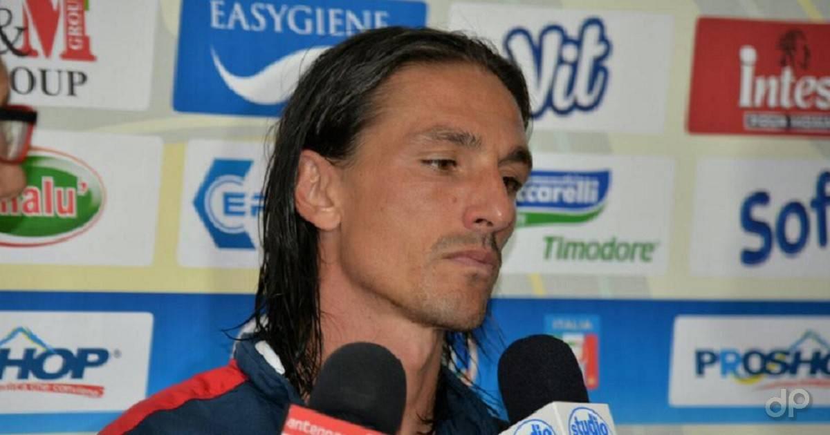 Claudio Miale al Taranto 2017