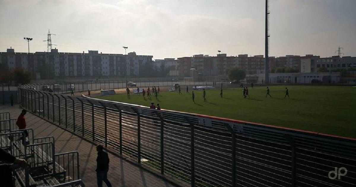 Corato-Molfetta Coppa Italia 2017