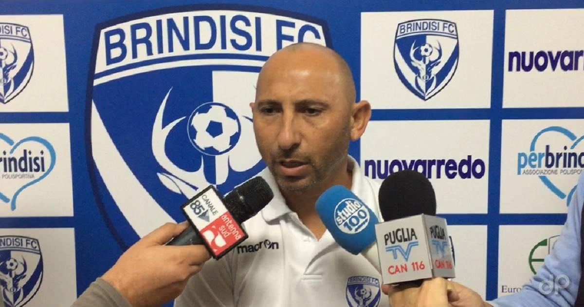 Danilo Rufini allenatore Brindisi 2017