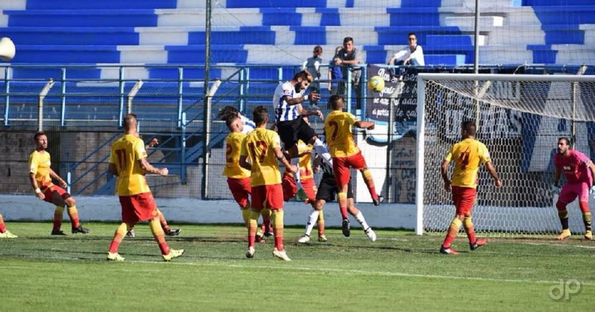 Fasano-Gallipoli Coppa Italia 2017