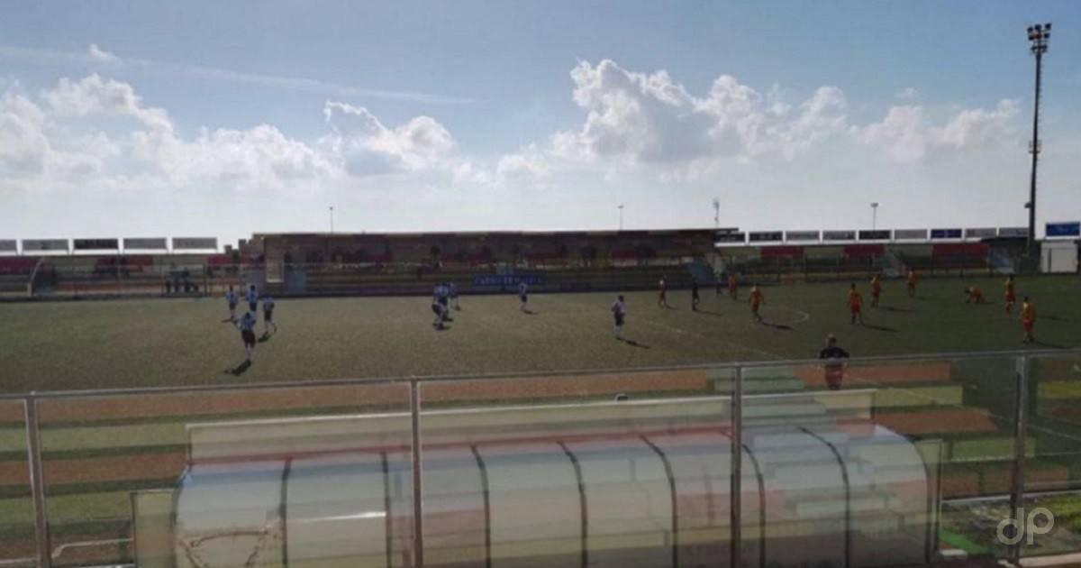 Gallipoli-Fasano Coppa Italia 2017