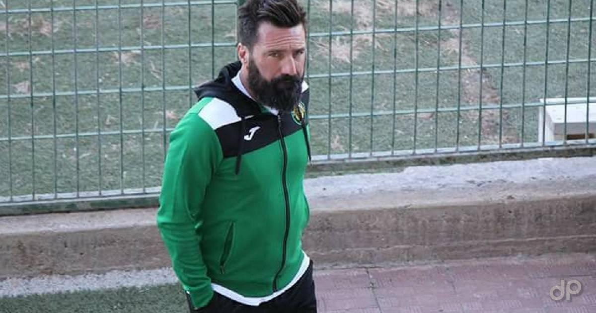Girolamo Zinfollino allenatore Bitonto 2017