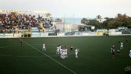 Manfredonia-Audace Cerignola, i gialloblù proseguono la striscia positiva di risultati