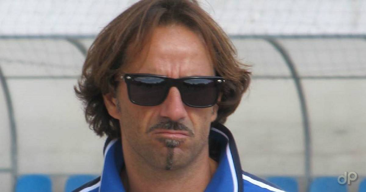 Massimo Marinelli allenatore Grottaglie 2017