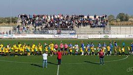 Mesagne-Brindisi, il derby va al team di Rufini: gialloblù sconfitti in casa