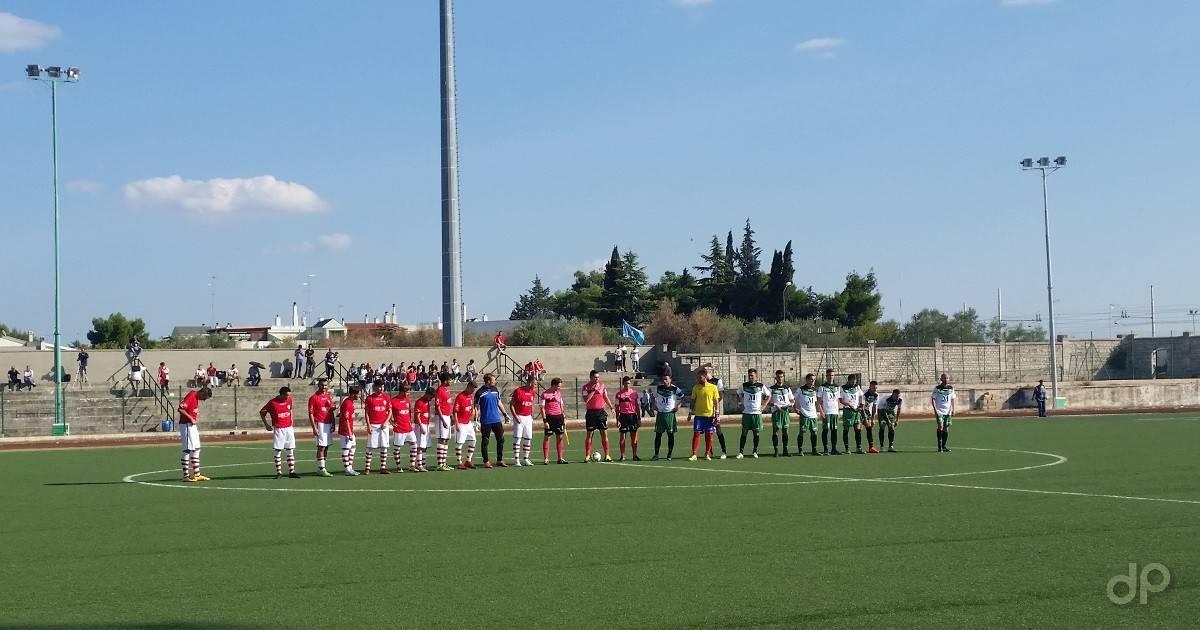 Molfetta-Corato Coppa Italia 2017