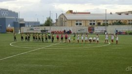 "San Severo, Gragnano espugna in scioltezza il ""Madrepietra Stadium"""