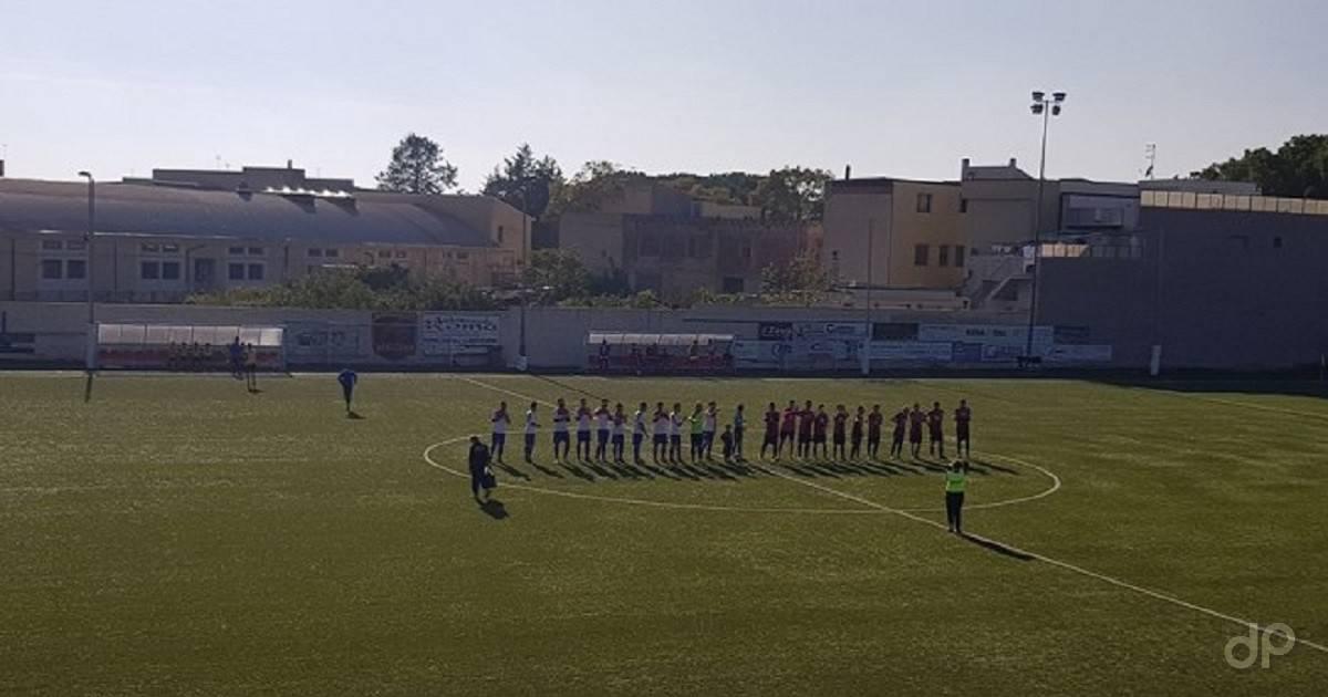 Sporting Apricena-Atletico Acquaviva 2017