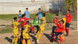 Uggiano-Tricase, partita a senso unico: secco 3-0 per i gialloblù