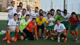 Vigor Moles-Ascoli Satriano, terza vittoria consecutiva per mister Traversa