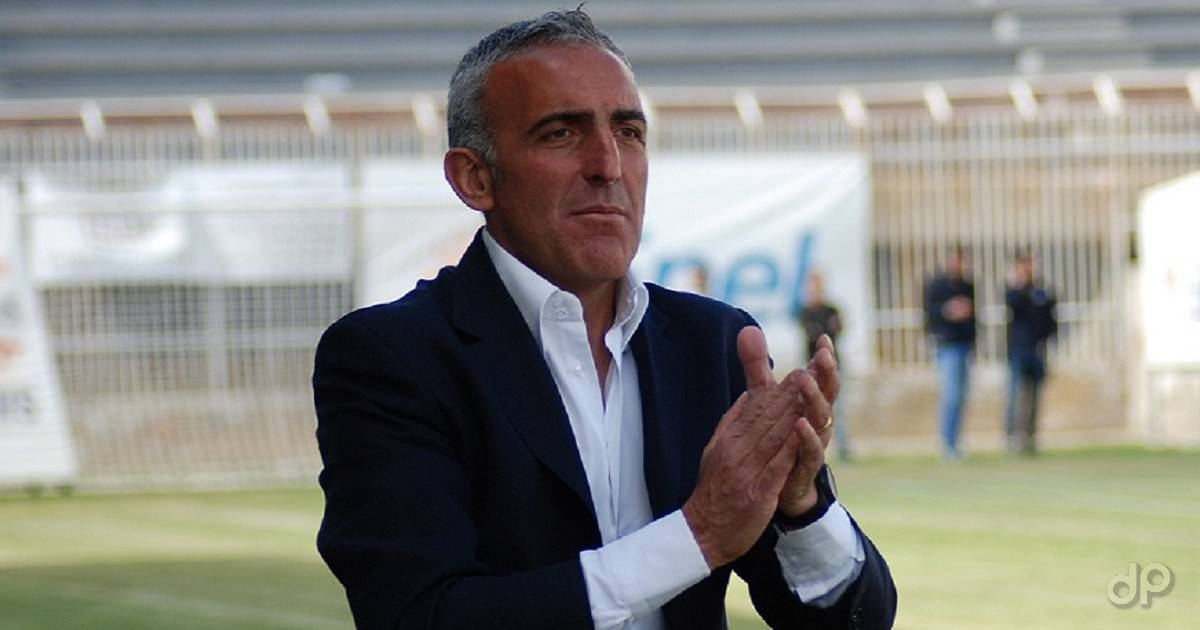 Vincenzo Feola allenatore Audace Ceringola 2017