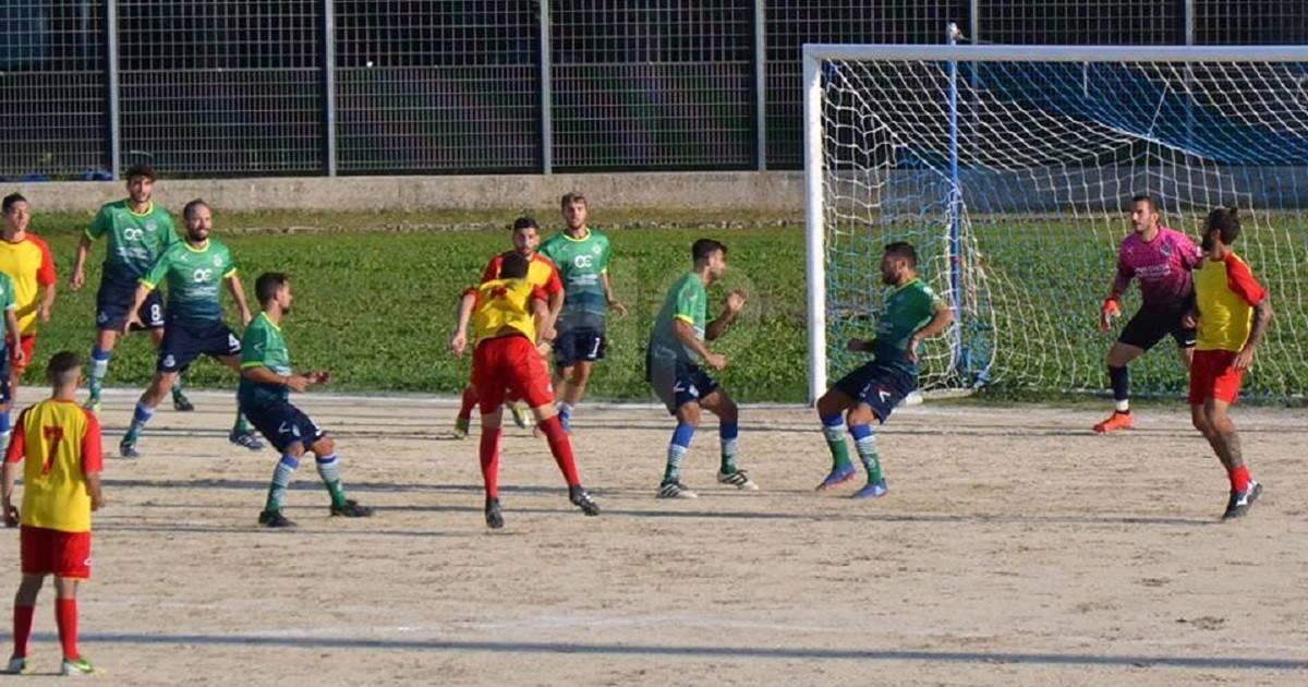 Virtus Matino-Collepasso Coppa Puglia 2017