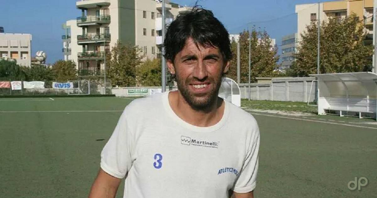 Alfredo Tenzone all'Atletico Mola