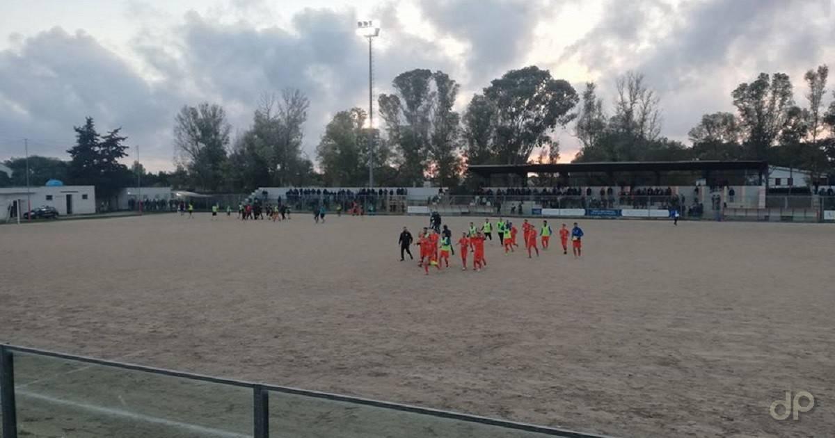 Atletico Aradeo-Omnia Bitonto 2017