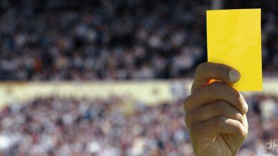 Cartellino giallo