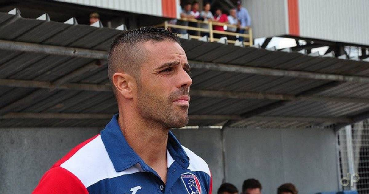 Fabio Prosperi allenatore Taranto