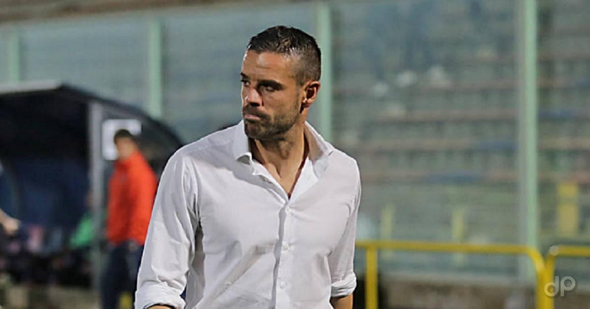 Fabio Prosperi allenatore Sporting Fulgor Molfetta 2017