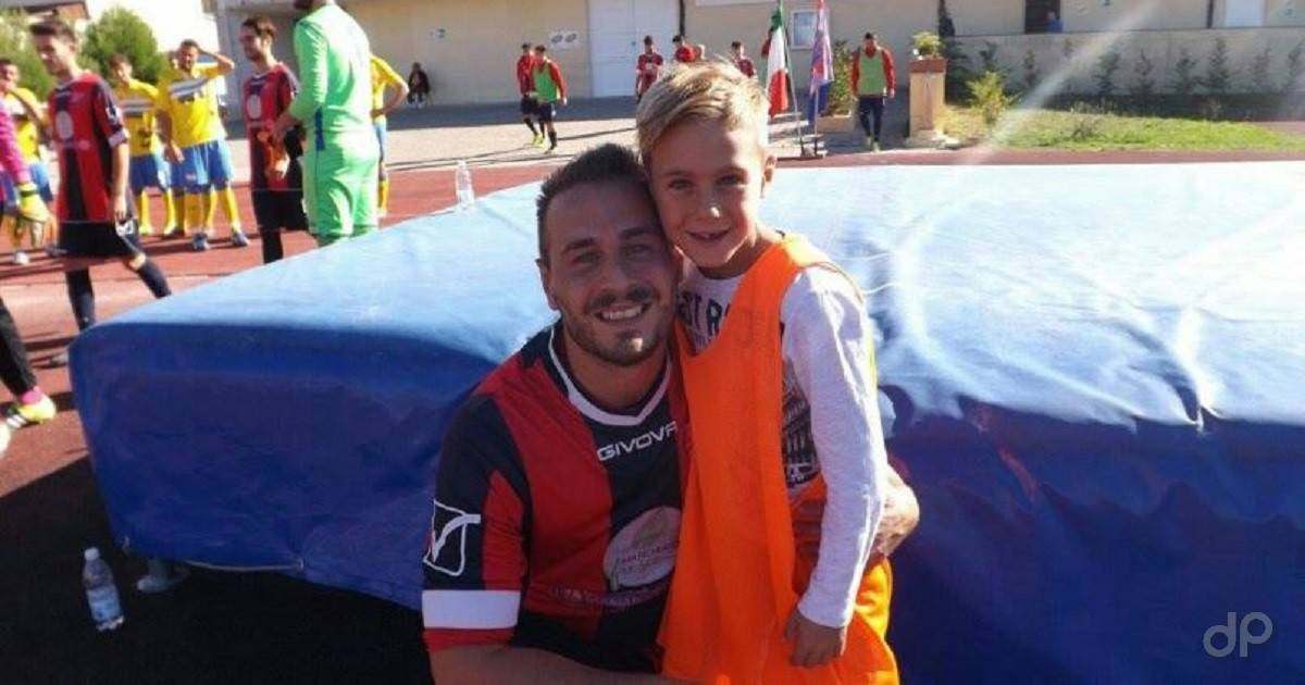 Francesco Ferorelli all'Atletico Acquaviva 2017
