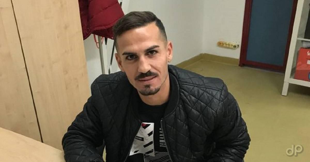 Giuseppe Capua al Taranto 2017