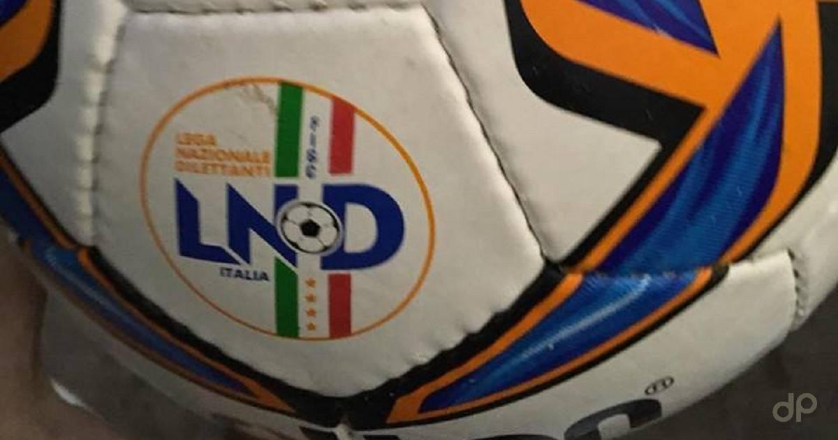 Logo LND pallone