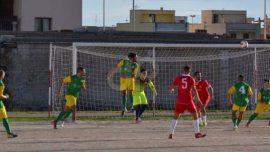 Seclì, i gialloverdi chiudono il girone d'andata senza sconfitte