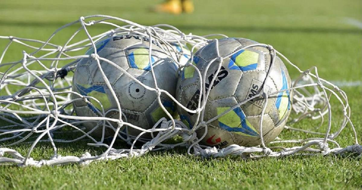 Palloni rete allenamento