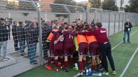 Real Siti-San Marco, il team di Iannacone domina l'intera partita: termina 1-3