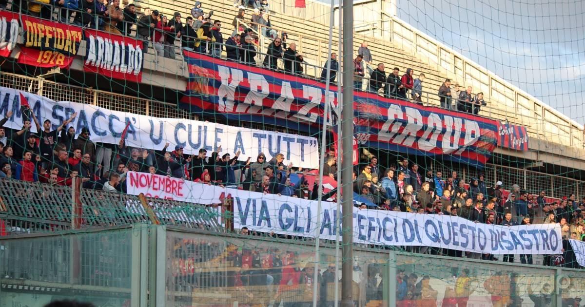Tifosi Taranto-Gragnano 2017
