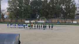 Virtus Matino-Salve, le due squadre si dividono la posta in gioco: termina 1-1