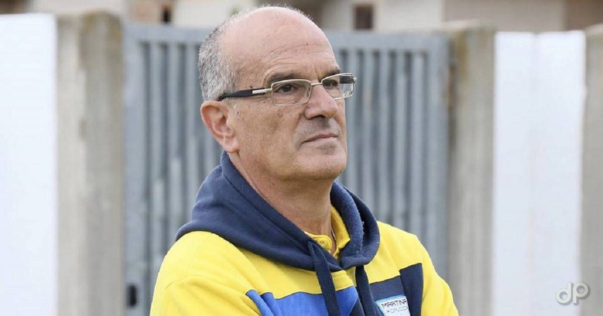 Vito Sgobba allenatore Martina 2017