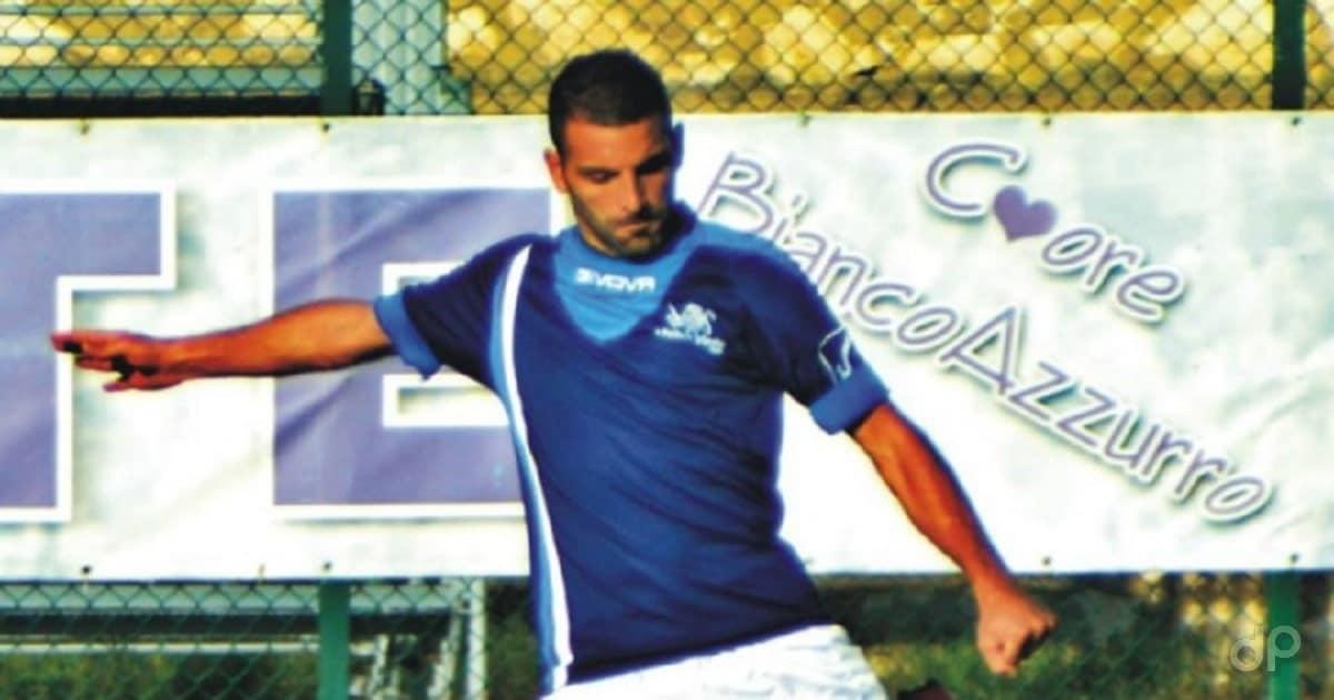 Angelo Colella all'Atletico Vieste 2017