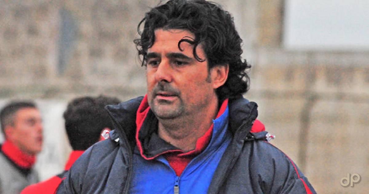 Antonio Schito allenatore Novoli 2017