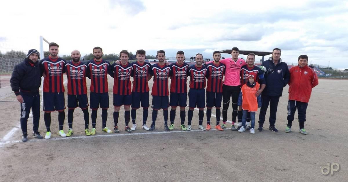 Atletico Acquaviva-Stornarella 2017