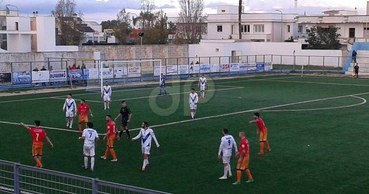 Atletico Racale-Brindisi 2017