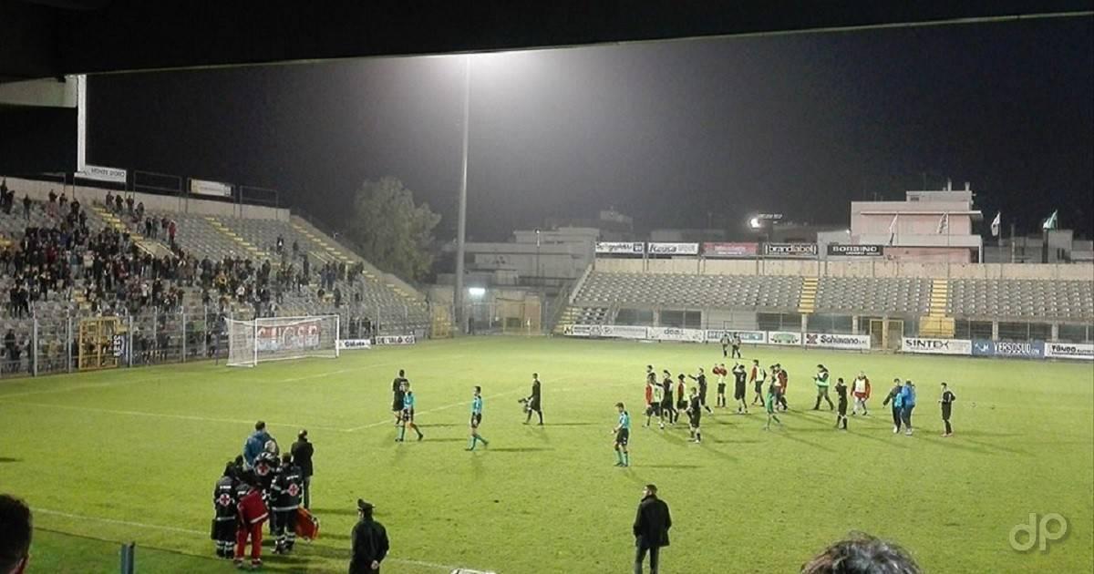 Casarano-Fasano Coppa Italia 2017