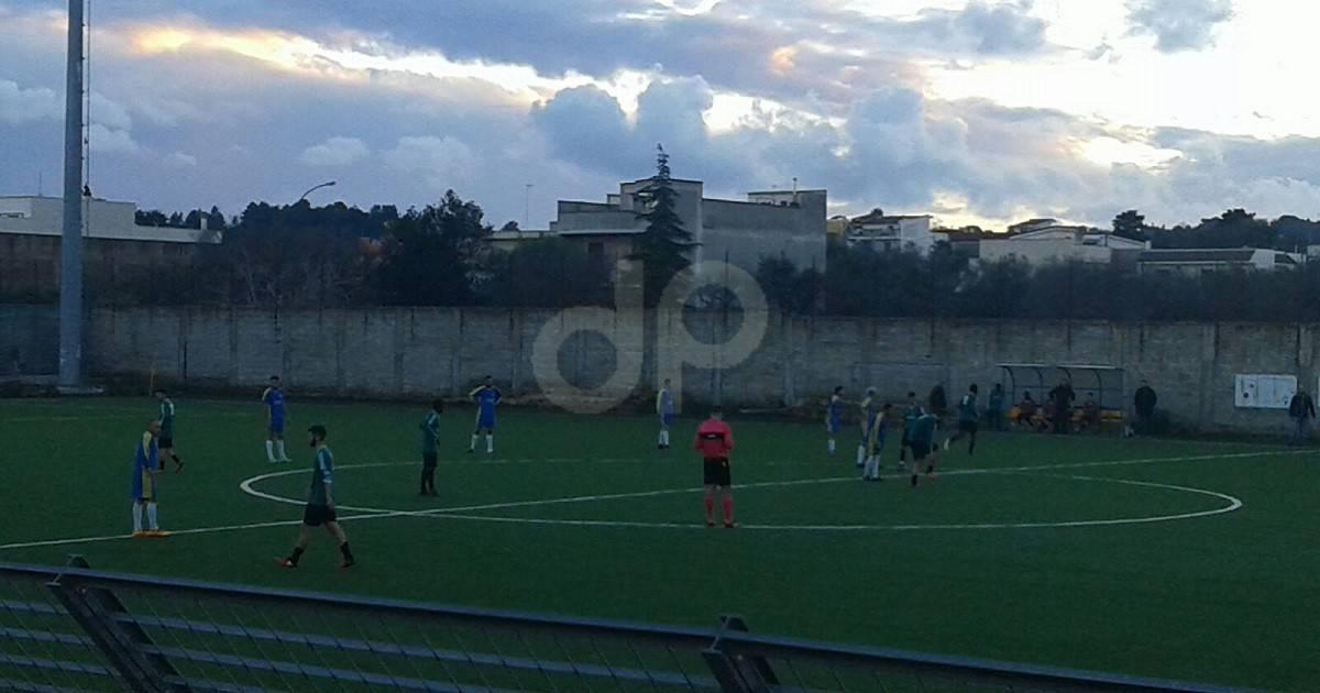 Collepasso-Spartak Lecce 2017