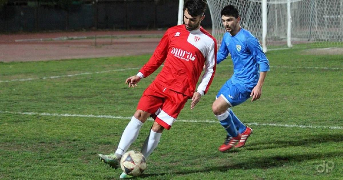 Cristian Roncone alla Molfetta Calcio 2017