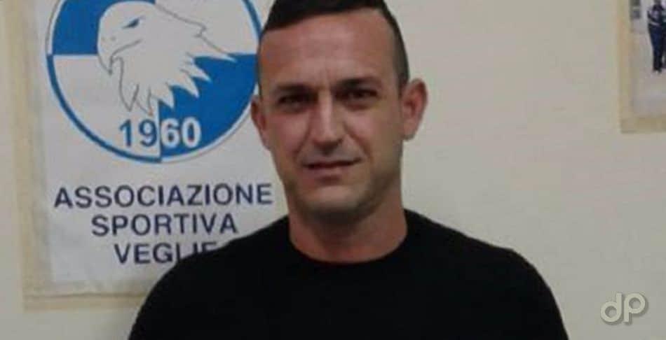 Giovanni De Nitto allentare Veglie 2017