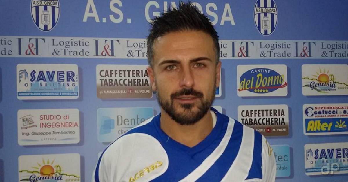 Luigi Lasalandra al Ginosa 2017