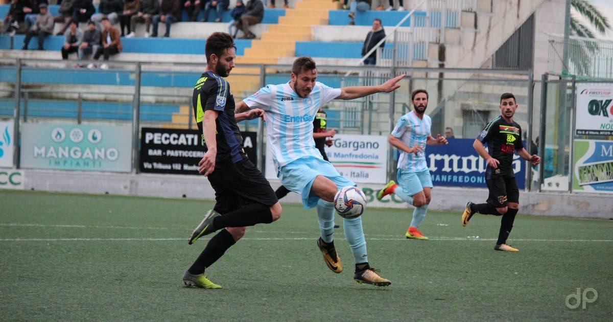 Manfredonia-Taranto 2017