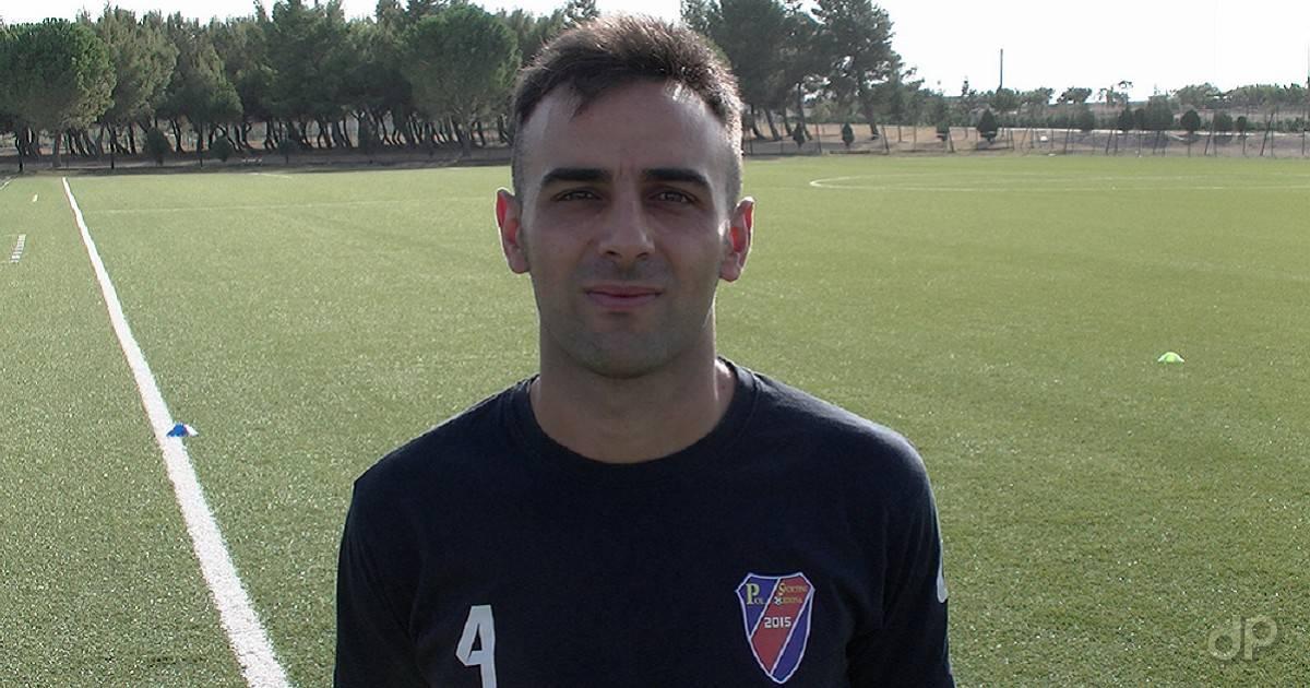 Maurizio Piscopo allo Sporting Ordona 2017