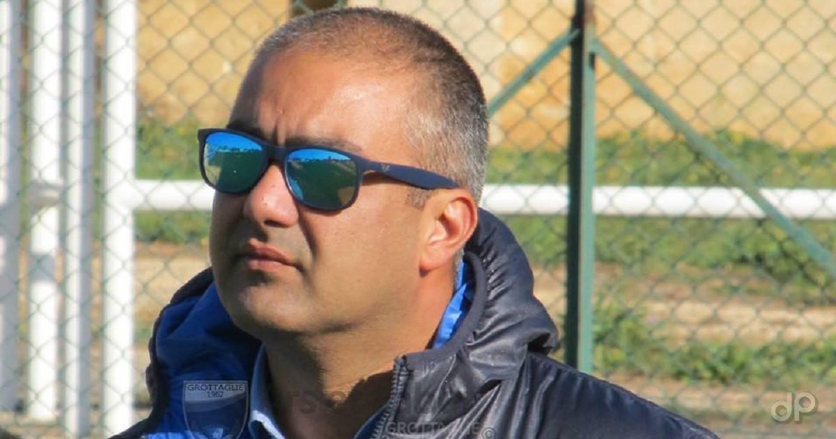 Mimmo Ligorio direttore sportivo Grottaglie 2017