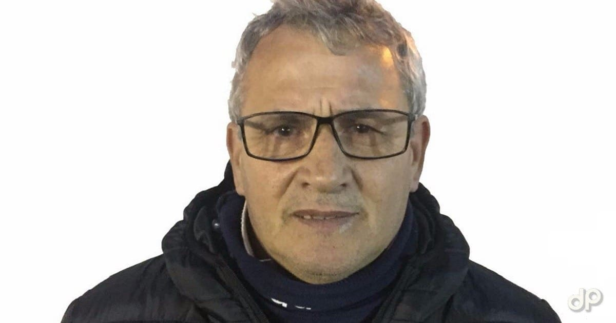 Roberto Calabrese allenatore Memory Campi 2017