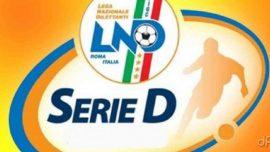 Serie D, girone I: risultati e classifica della 14ª giornata in tempo reale
