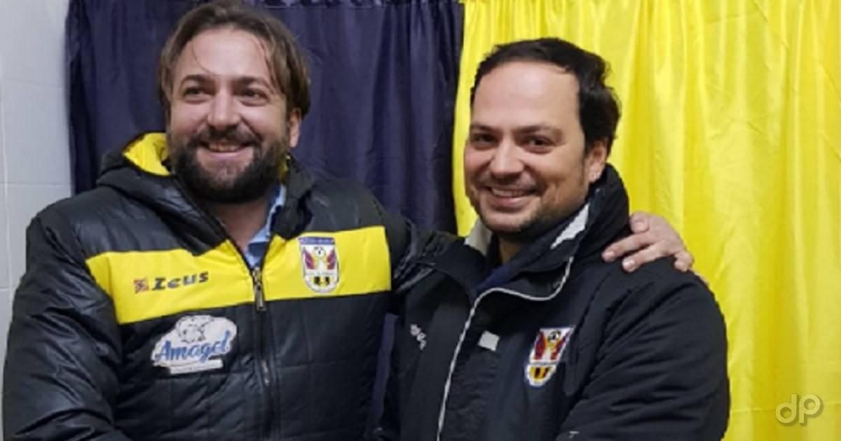 Stefano Gallo allenatore Sanarica 2017