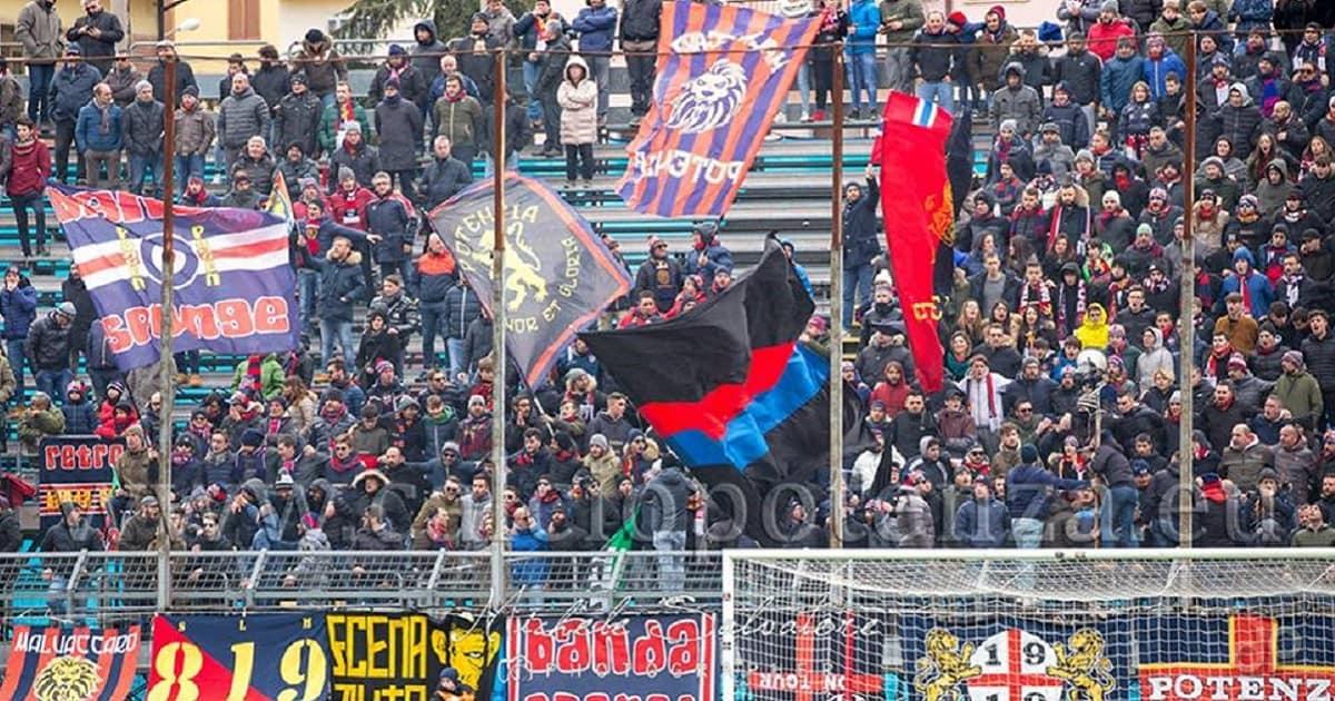 Tifosi Potenza-Sporting Fulgor 2017