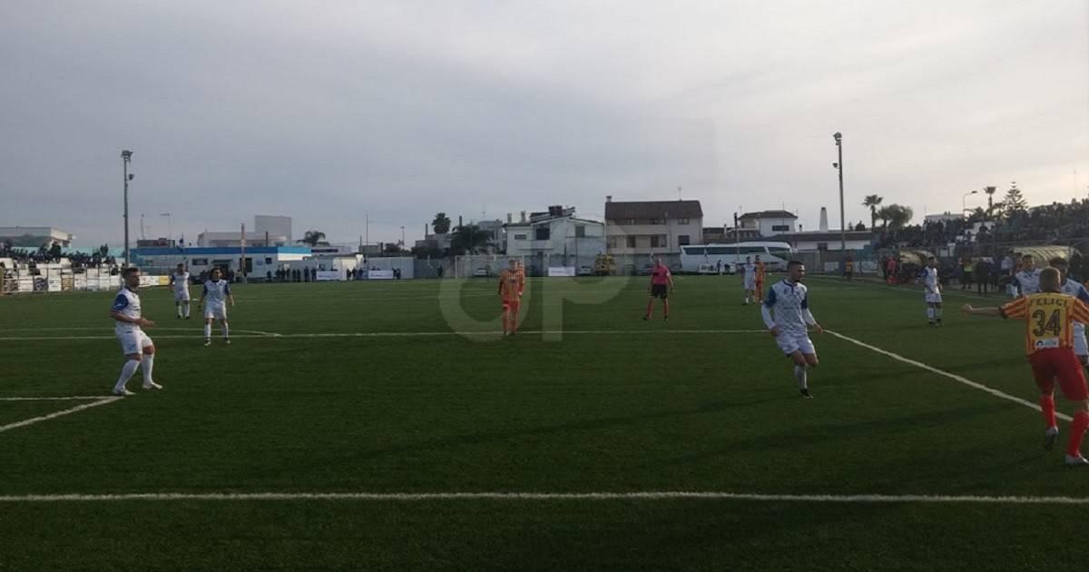 Città di Racale-Lecce amichevole 2018
