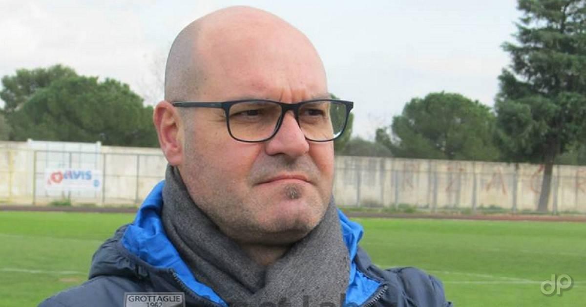 Franco Fedele direttore generale Grottaglie 2017